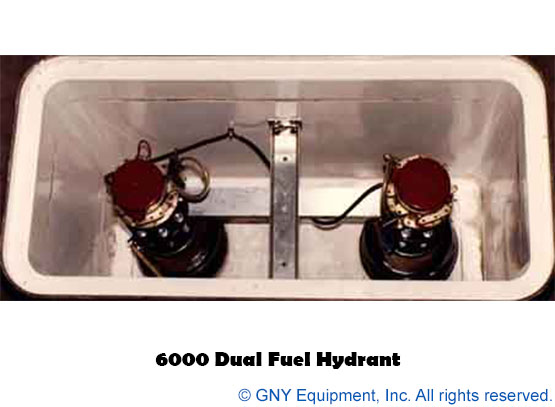 GNY Aircraft Ground Service Pits-6000 Dual Fuel Hydrant
