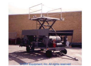 GNY Hydrant Cart-FB 281