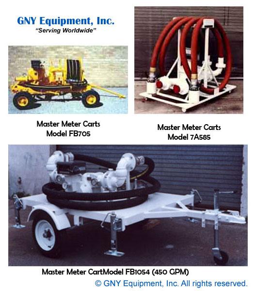 GNY Master Meter Carts