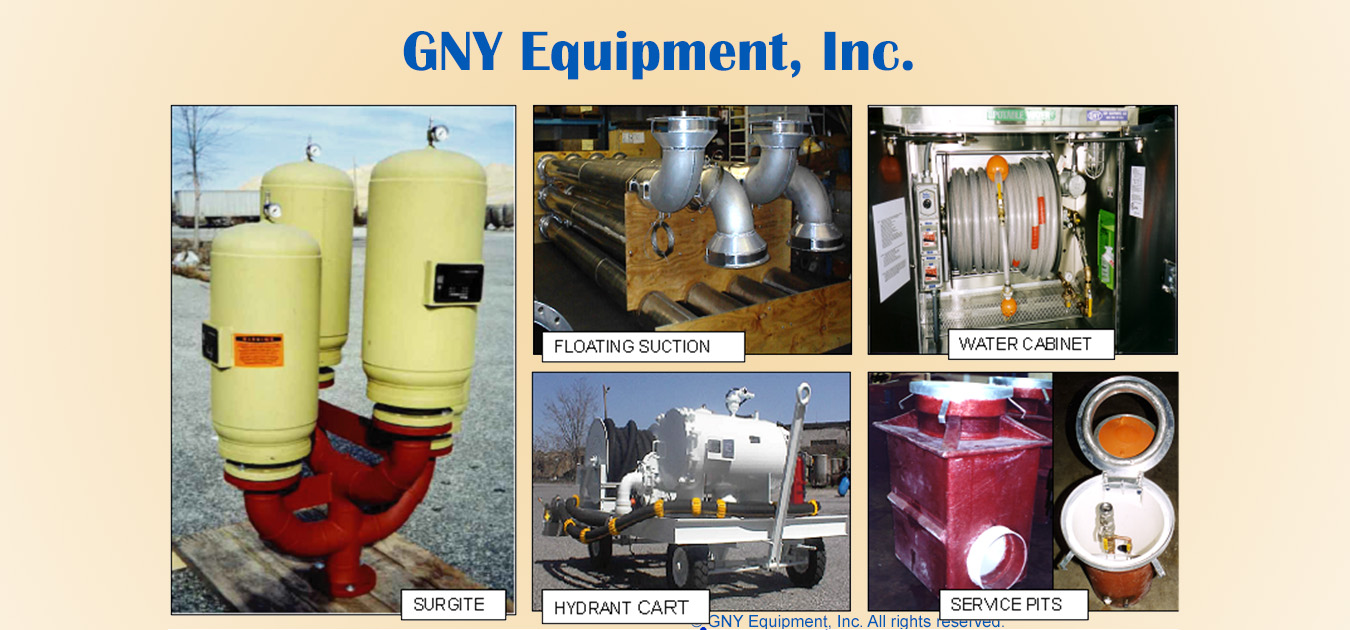 GNY Equipment, Inc. - Serving Worldwide