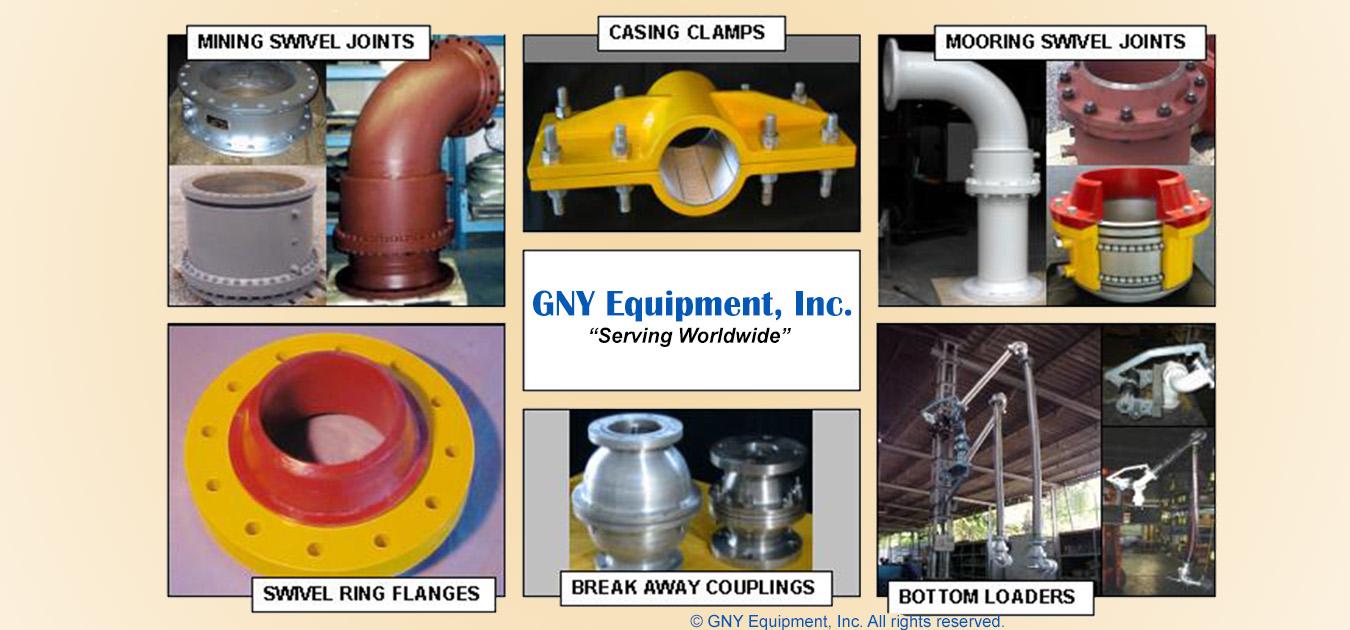 GNY Equipment, Inc. - Serving Worldwide